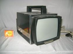 Hordozható kis tévé, televízió, tévé