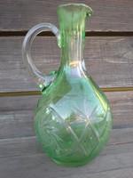 Siszolt üvegkorsó