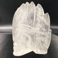 10 cm nagysagú eredeti faragott hegyi kirstaly  cannabis koponya!