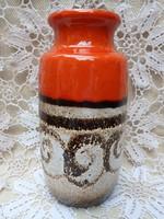 Scheurich retro kerámia váza 20 cm