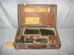 """Retro Walkie Talkie hordozható kézi adóvevő - """"Ranger Communications"""""""