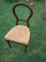 Antik biedermeier szék