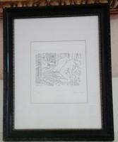 Henri Matisse litográfia