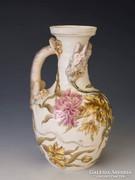 Schütz Cilli sárkányos kancsó váza