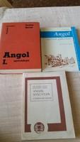 Angol nyelvkönyv 3 db eladó!