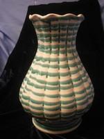 Gmundner váza hatalmas ritkaság 27 cm-es  Terv: Michael Powolny