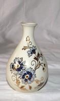 Zsolnay búza virgos kis váza
