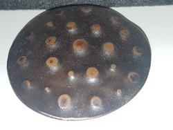 Bronzötvözet 4 cm-es iparművész medál.