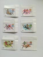 1978-as Labdarúgó világbajnokság bélyegek