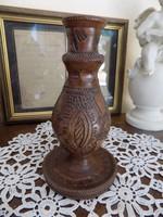 Korondi kerámia váza vagy gyertyatartó