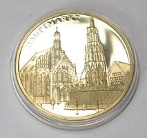 Német emlékérme 1990