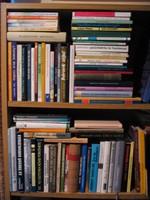 Társadalomtudományok könyvcsomag: 80 darab 100 Ft/db áron egyben eladó