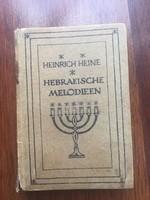 Heinrich Heine : Herbareische melodieen