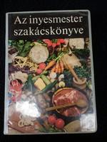 Az inyesmester szakácskönyve 1970.