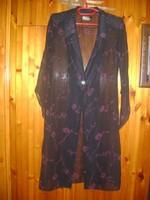 """""""Stefano Stile"""" női alkalmi felső, könnyű hosszú kabát  L-es méret"""