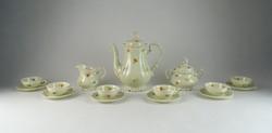 0R335 Maria Theresia Bavaria porcelán kávéskészlet