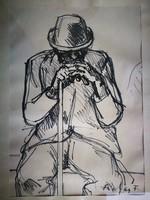 Szalay Ferenc  rajza