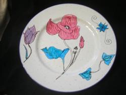 Angol,Royal -Sttaford majolika kínáló hibátlan 27 cm