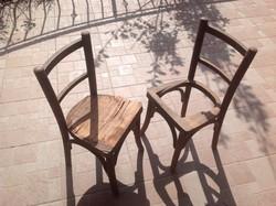 Gyerek szék 2 db