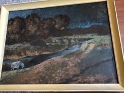 Kapos Nándor - Zsennyei patak