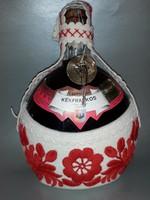 Csongrádi Kékfrankos Száraz Minőségi Vörösbor 1980, bor