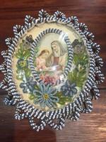 Régi szentkép