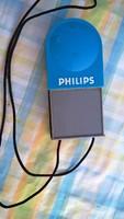Retro működő Philips zseblámpa