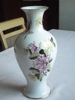 Gyönyörű nagyméretű hollóházi váza