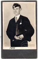 Első Dunagőzhajózási Társaság Személyazonossági igazolójegy 1934