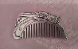 fésű tibeti ezüst