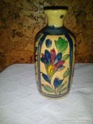 Antik oszmán kerámia butella
