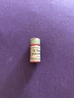 Régi francia papír gyógyszeres dobozka