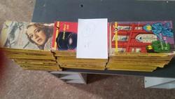 Albatrosz könyvek 45 db eladó! Krimi könyvcsomag eladó!