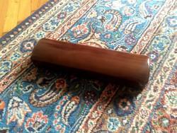 Mahagóni (fa) ékszertartó / óratartó (óradoboz) díszdoboz
