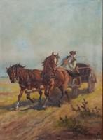 Kolozsvár Endre lovasfogat