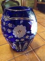 Kristályváza , kristály váza