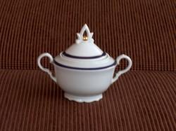 Bavaria porcelán cukortartó