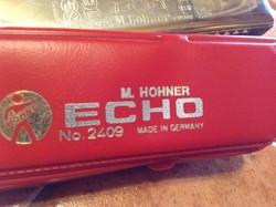 Hohner szájharmonika