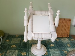 Antik asztali tükör piperetükör