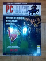 PC Guru. 2000/06. Diablo 2 Béta teszt + nagy Diablos plakát