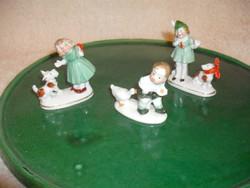 Wagner&Apel porcelán minik