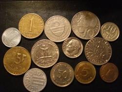 Külföldi érmék
