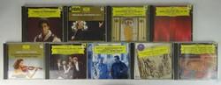0S736 Deutsche Grammophon CD csomag 10 db
