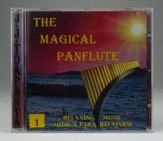 0S749 JJ Toapanta : The Magical Panflute 1 CD