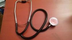Retro orvosi eszköz, sztetoszkop