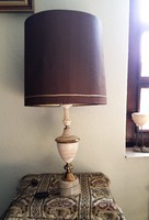 Antik márvány lámpa