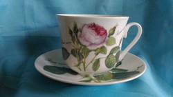 Angol Roy Kirkham Redouté Roses kollekció teás csésze