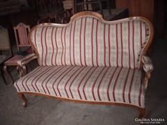 Bieder kanapé 2-drb székkel