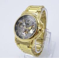 Minoir Chronograph aranyszínű  férfi karóra