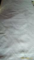 Antik, fehér, puplin puhaságú nagypárna huzat, gyönyörű mintával, 74 x 79 cm